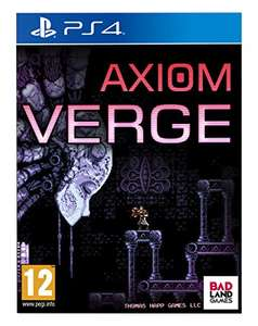 (PRE-ORDER) Axiom Verge Standard Edition (PS4) - £12.99 (Prime) £14.99 (Non Prime) @ Amazon