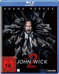 John Wick 2  Blu-ray in store at Asda - £8