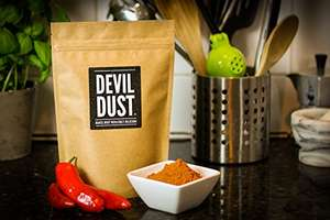 Devil Dust Seasoning £5 with Prime (was £9.95) - Lightning Deal @ Amazon