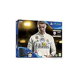 PS4 with FIFA 18 deluxe edition. PRE ORDER - £204.99 @ Tesco Direct