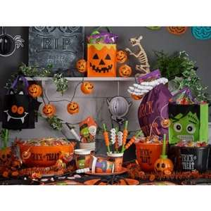 Halloween Shop Launched at Wilko - Skeleton Bride and Groom £3.00 / Large Paper Lanterns 3pk £3.00 and more (links in op)