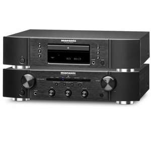 Marantz PM5005 & Marantz CD5005 What HiFi 5 Star Amplifier - Free Next Day Delivery - £299 @ Home AV Direct