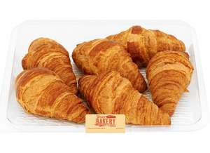 All Butter Croissants 6 pack for £1 @ Tesco (From Tomorrow)