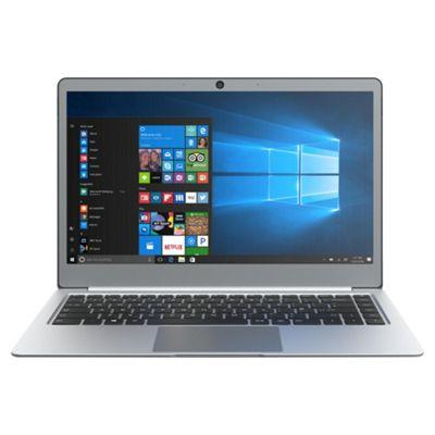 "TESCO DIRECT Linx 14"" UltraSlim Full HD Lightweight Aluminium 4GB RAM 64GB Storage Intel Pentium Laptop Silver £254.99 @ Tesco"
