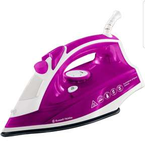 Russell Hobbs Supreme Steam Traditional Iron £14 @ Asda