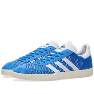 Adidas Gazelle Primeknit PK £39 delivered @ End Clothing (£89 RRP) + 3% quidco
