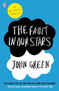 The Fault in Our Stars by John Green 99p on Kindle @ Amazon