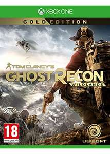 Ghost recon gold edition xbox one/ps4 - £41.85 delivered @ Base