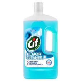 Cif Floor Cleaning Liquid Ocean 1L £1 @ Asda