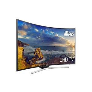 Samsung UE49MU6200 49'' Curved Smart UltraHD TV - £549 @ Groupon