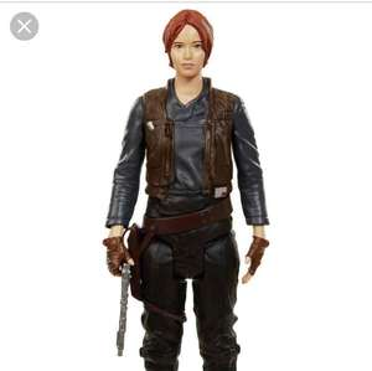 Star Wars Sergeant Jyn Erso 20 Inch Figure £3.99 @ Argos