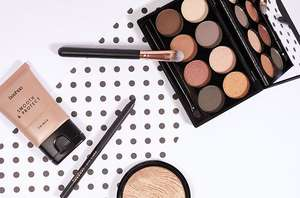 Boohoo Launches Beauty/cosmetics - priced between £4 - £19
