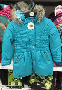 Ex-BHS girls coats (Mini B) £9.99 @ Home Bargains
