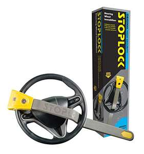 Stoplock Steering Wheel Lock Original - half price £10 @ B&M