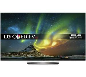 LG OLED55B6V 55 inch Ultra HD Smart OLED TV £1435 @ Argos