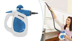 Hoover 9-in-1 Express Steam Cleaner £14.99 @ Gogroopie (plus £3.99)