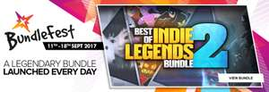 Best of Indie Legends 2 Bundle @ Bundle Stars