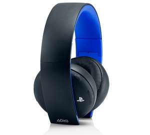 Sony PlayStation wireless headset at Argos for £49.99