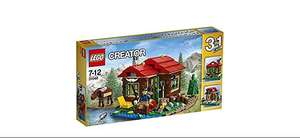 Lego Creator Lakeside Lodge £10 (Prime) @ Amazon