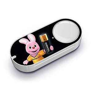 Duracell Dash Button for £4.99 @ Amazon prime exclusive
