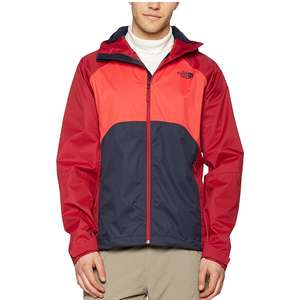 The North Face Sequence Men's Outdoor Jacket available in Urban Navy/High Risk Red/Cardinal Red Size Medium - Amazon - £46.80 @ Amazon
