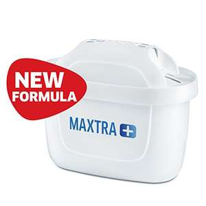 BRITA Maxtra+ Water Filter Cartridges, Pack of 3 @ Amazon - £9.99 Prime / £13.98 non-Prime