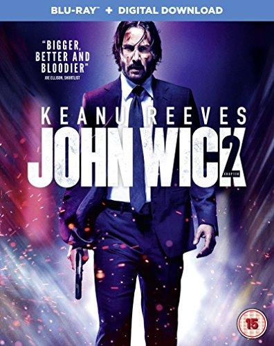 John wick 2 blu Ray and digital download £8 Prime @ Amazon (£9.99 non-Prime)
