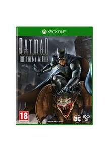 Batman The Telltale Series: The Enemy Within (Xbox One) @ Base £18.38 (Season 2 Pass Disc)