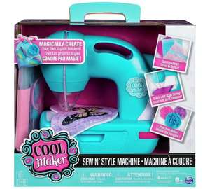 Sew cool sew ' n ' style craft kit with Argos price match £30.58 @ Jacinabox.co.uk