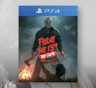 Friday the 13th (PS4/XB1) £24.99 @ Grainger games