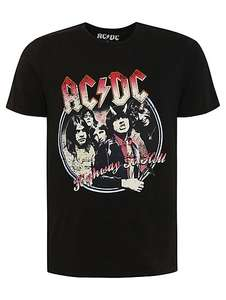 AC/DC T-shirt, Asda George, Was £10.00 Now £6.00 (Free C&C)