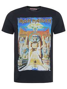 Iron Maiden T-Shirt, Asda George, Was £10 Now £6 (Free C&C)