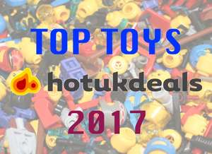 Edit 14/12 Updated - 3 for 2 Toys at Asda / upto 50% Off Toys instore at Tesco **MEGATHREAD** Top Toys for Christmas 2017 and the Best Deals Available