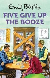Enid Blyton for Grown Ups - From £3.85 delivered at the Book Depository.