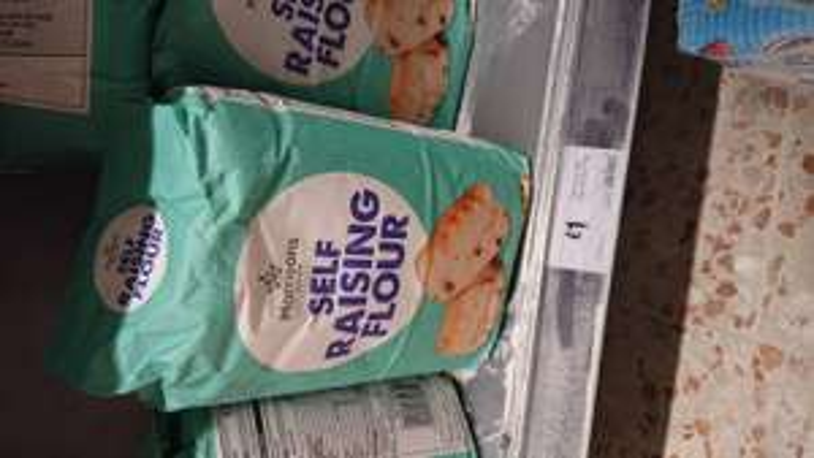 3kg Self Raising Flour and Plain Flour at Morrisons for £1