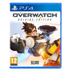 Overwatch origins edition (PS4) £19.99 @ GAME