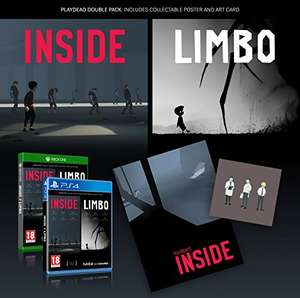 Inside-Limbo Double Pack (PS4) £17.99 (Prime) £21.98 (Non-prime) Delivered @ Amazon
