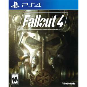 Fallout 4 PS4 £4.99 Del @ Game