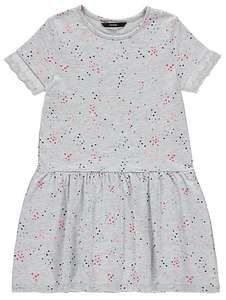asda george girls heart print dress £5 asda george sale reductions has gone live online but not under sale banner yet