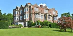 12 SEPTEMBER 2017  Travelzoo   LOCAL DEAL for YORKSHIRE £39 - Lunch & wine for 2 at historic royal mansion