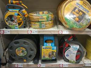 Hozelock end of summer reduced to clear at Wilko (in store) - Various prices
