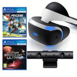 PlayStation VR + Camera V2 + RIGS + Super Stardust Ultra VR £329.99 @ Game