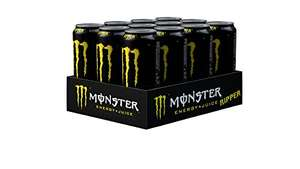 Monster Ripper Energy Juice Can 500 ml (Pack of 12) £9 @ Amazon