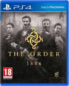 [PS4] The Order: 1886 - £5.39 (Pre-owned) - Game