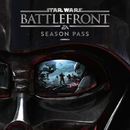 Stars Wars Battlefront PS4 Season Pass free @ PSN