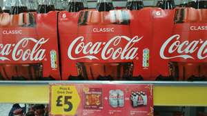 Buy 1 Pizza and 1 Drink for £5 @ Morrisons