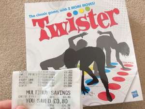 Twister game was £12.97 now £1.00 @ ASDA in store - Peterlee