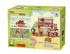 New 3DS Animal Crossing Limited Edition for £144 @ Tesco Direct