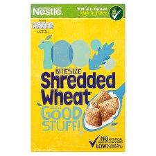 Nestle Bitesize Shredded Wheat (500g) was £2.50 now ONLY £1.25 @ Tesco