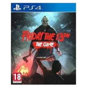Friday the 13th (PS4/XB1) £24.85 @ Base